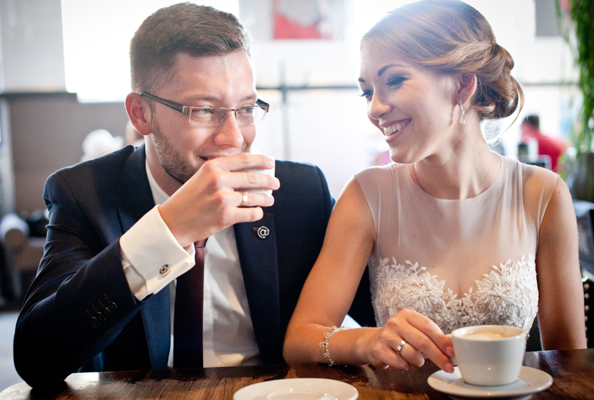 Dorota i Michał | PLENER ŚLUBNY WROCŁAW