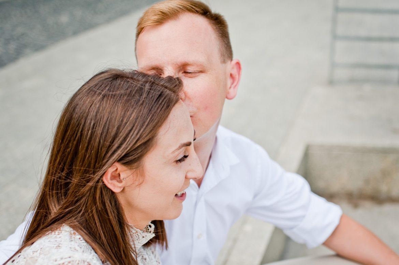 Karolina i Radek | PLENER ŚLUBNY NAD ODRĄ WROCŁAW