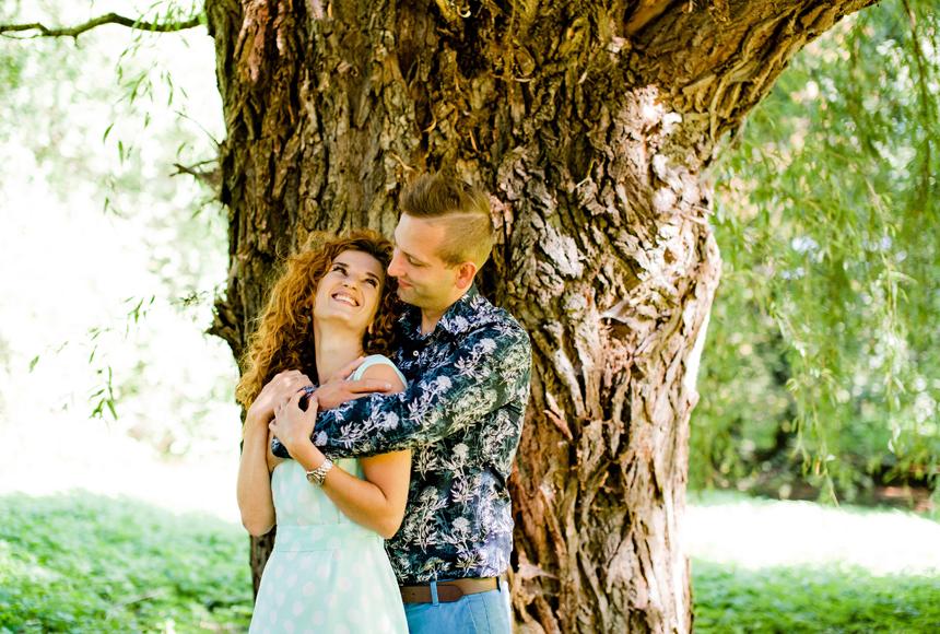 Marzena i Łukasz | SESJA NARZECZEŃSKA WROCŁAW